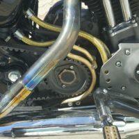 Harley Rekluse Kupplung